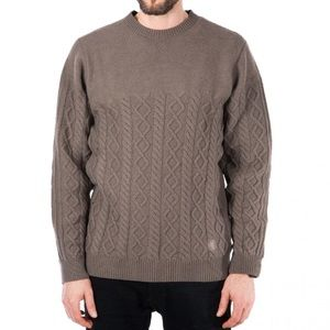 Adidas X Wings + Horns Felted Crew Wool Sweater